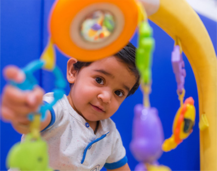 Day Care Centre | Over 120 Centres Across India | 8:30 AM