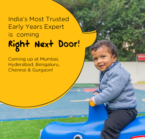 No 1 Play School in India for Your Child | Best Daycare in India